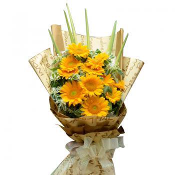 生日鲜花,祝福鲜花,送男友,送老公