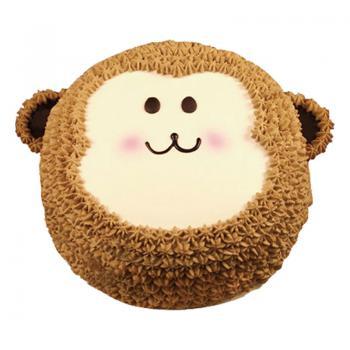蛋糕 小猴可可