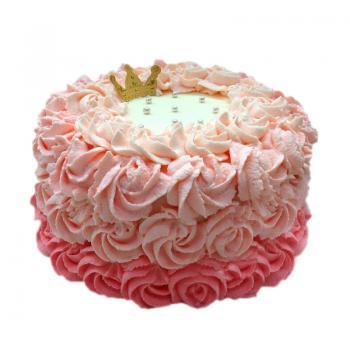 蛋糕 花冠