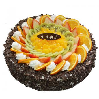 蛋糕 幸福围绕