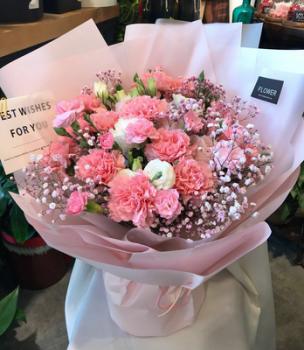 韩式花束K款