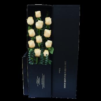 送女神-11朵玫瑰礼盒