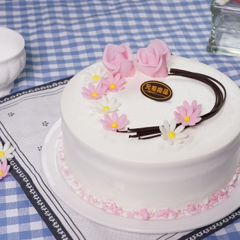 元祖|爱的心意鲜奶蛋糕